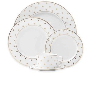 kate spade new york's Larabee Road Gold 5Pc set
